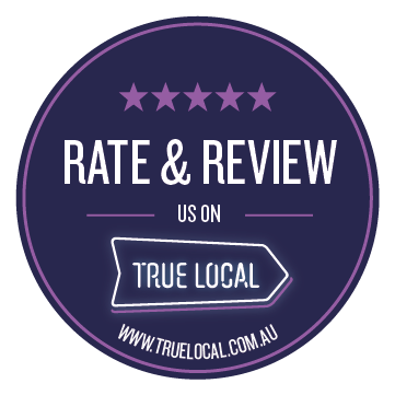 Review us on True Local